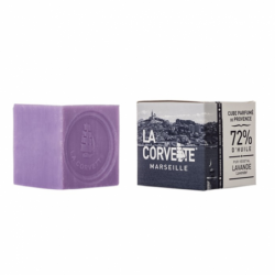 Cube parfumé 200g à la lavande